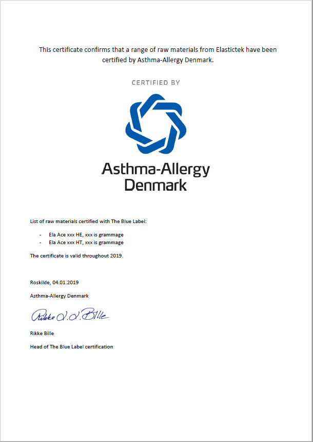 Ashma-Allergy Denmark